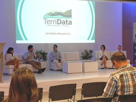 En Barranquilla fue presentada Terridata, la plataforma de datos territoriales