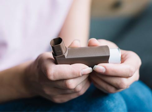 Dicas para o controle da asma