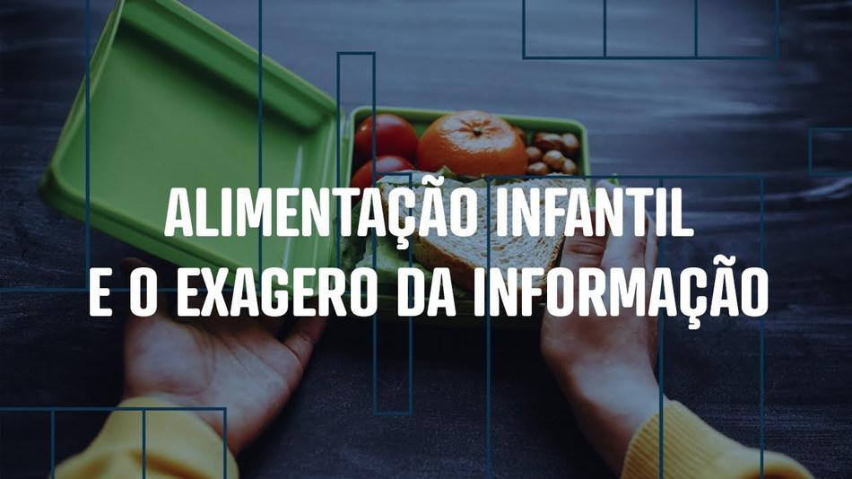 Cuide-se: Alimentação infantil