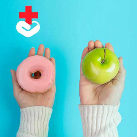Diabetes: Você cuida da sua alimentação?