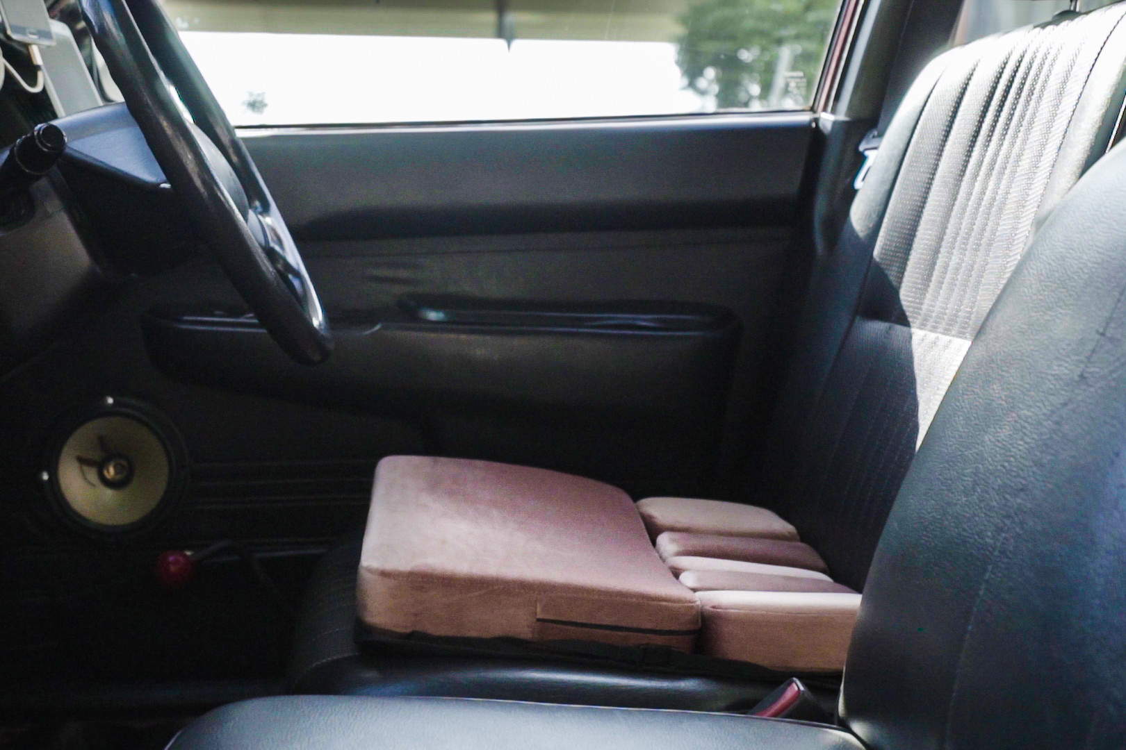 Flexi-mat - Driver's comfortable seat cushion