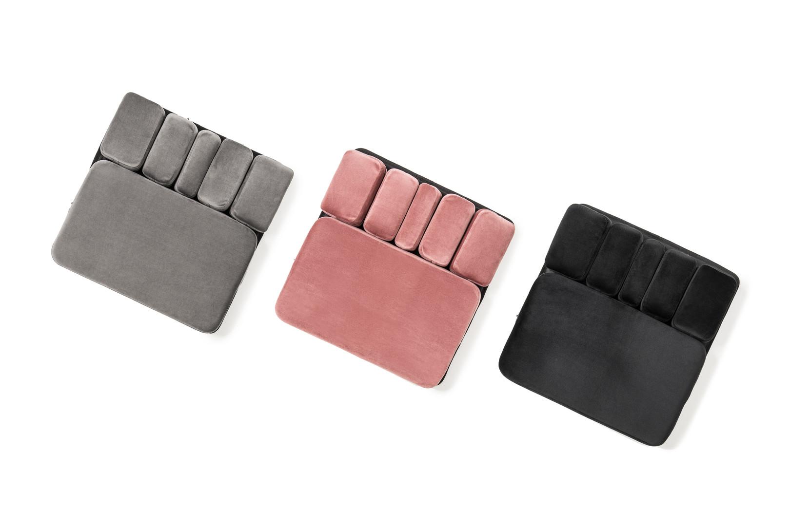 Flexi-mat color choices