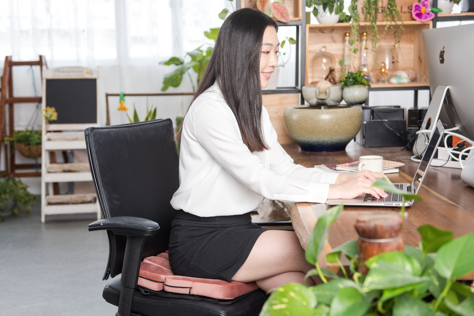 Flexi-mat - Seat cushion for office workers