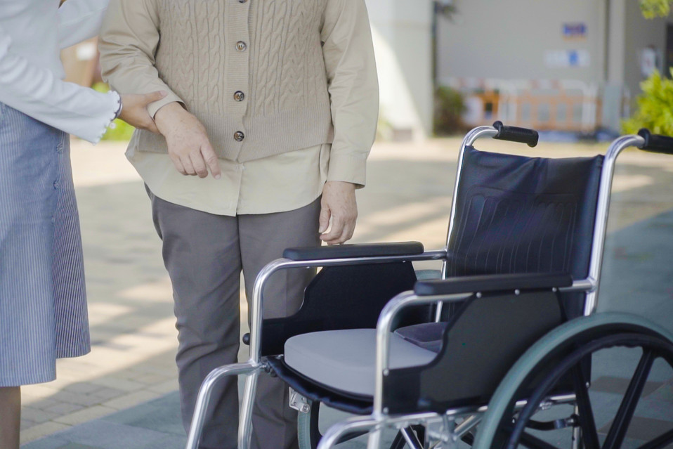 Flexi-mat - The wheelchair cushion
