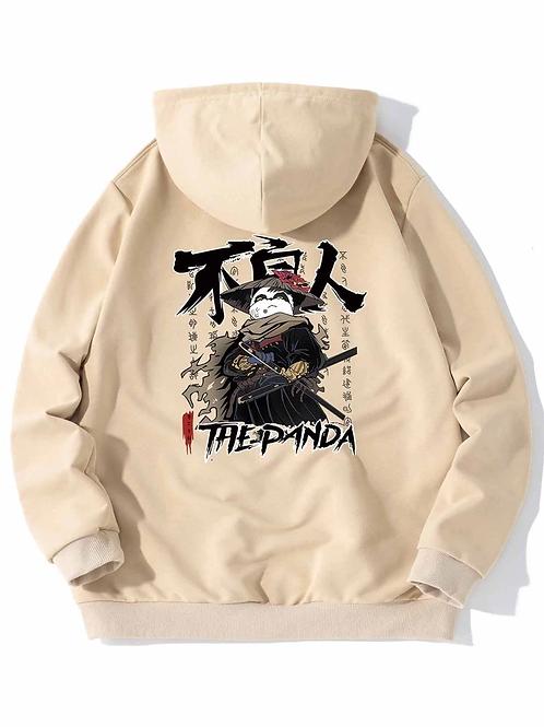 Panda Graphic Hoodie