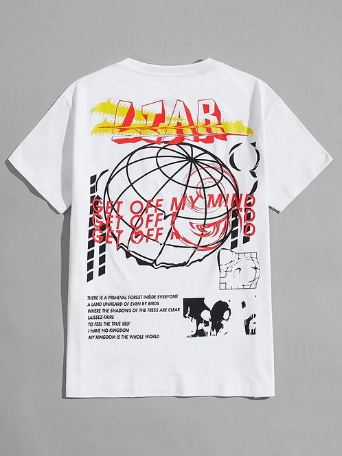 Liar Graphic T-Shirt