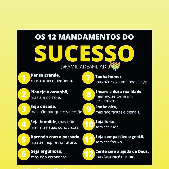 Mas afinal, o que significa ter sucesso?