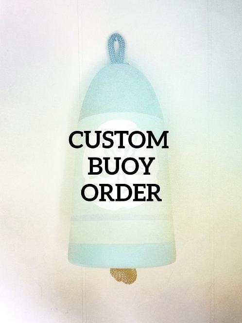 Bespoke Decorative Buoy