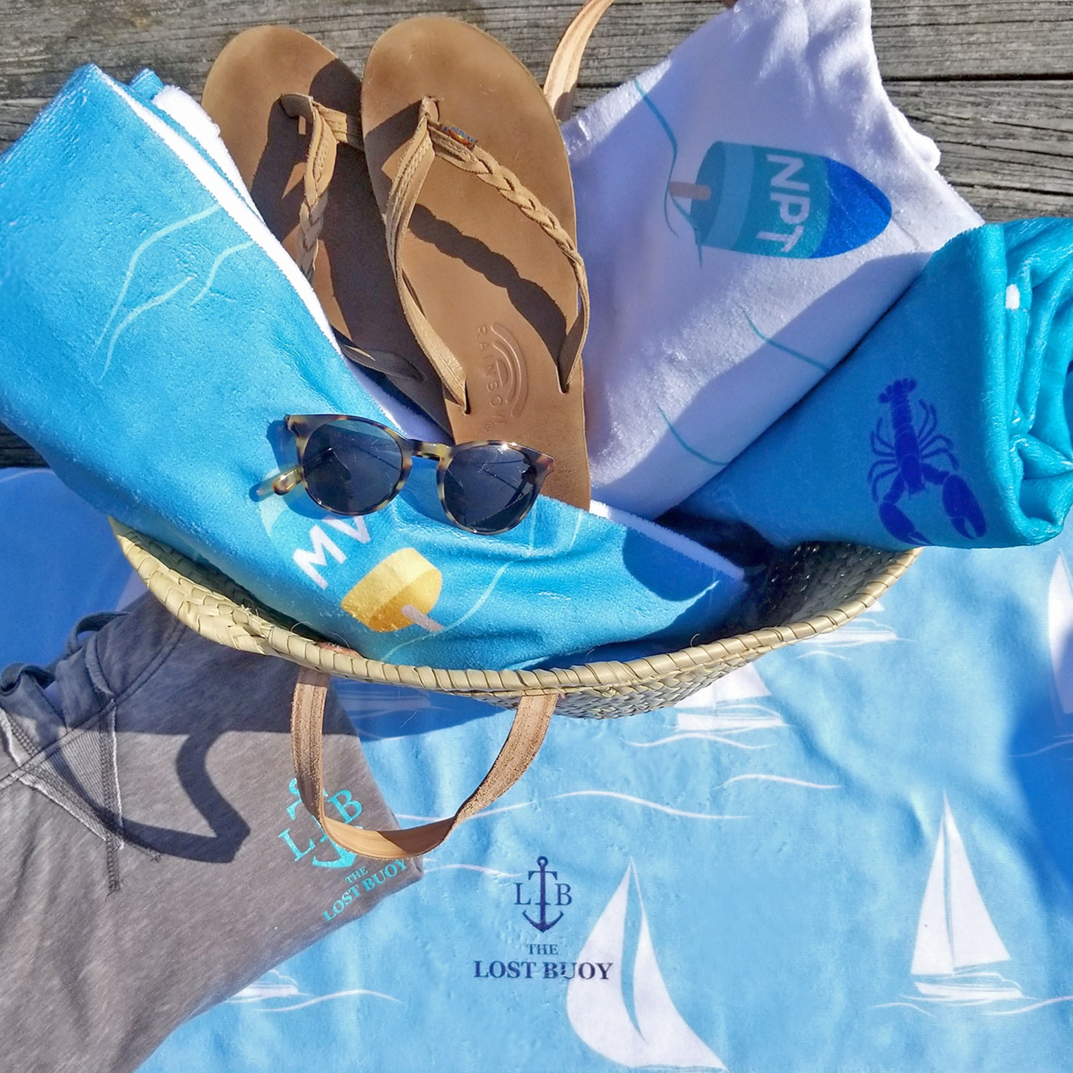 Beach Gear & Apparel