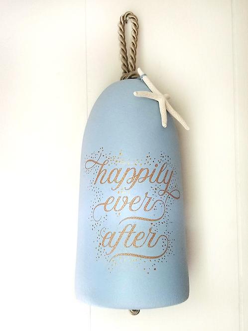 Something Blue Wedding Buoy