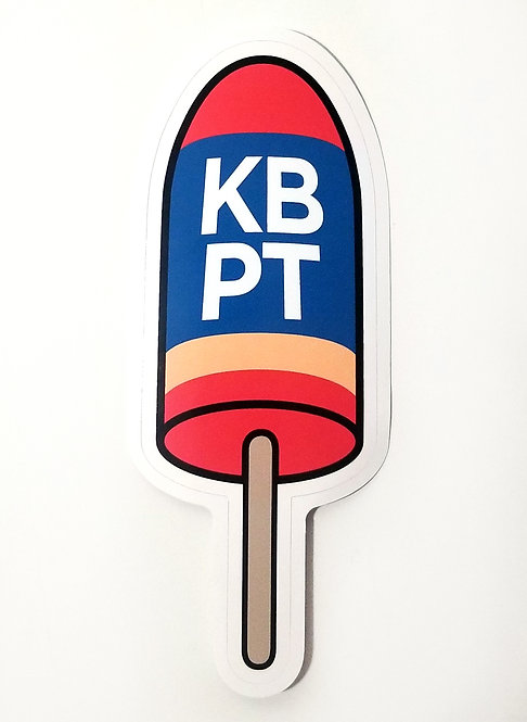 Kennebunkport Buoy Sticker