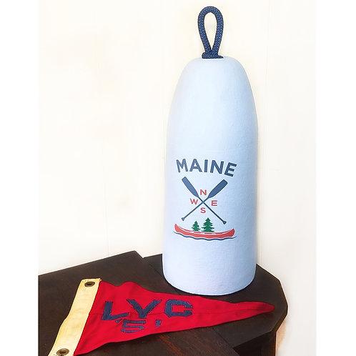 Maine Lake Decorative Buoy