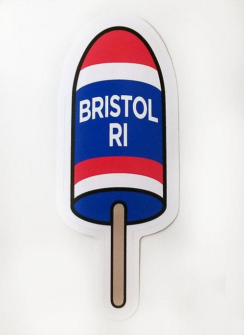 Bristol Buoy Sticker