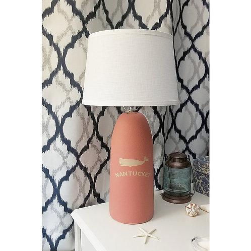 Nantucket Buoy Lamp