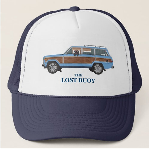 Beach Wagon Snapbacks