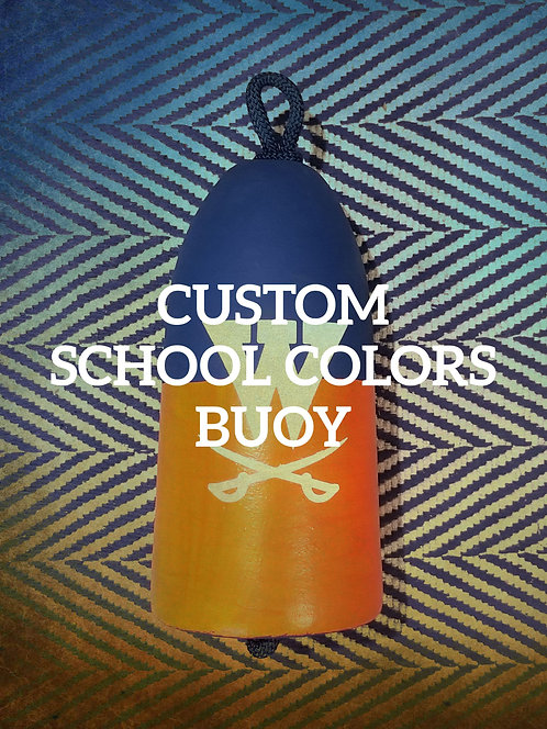 Bespoke Buoy - School Pride