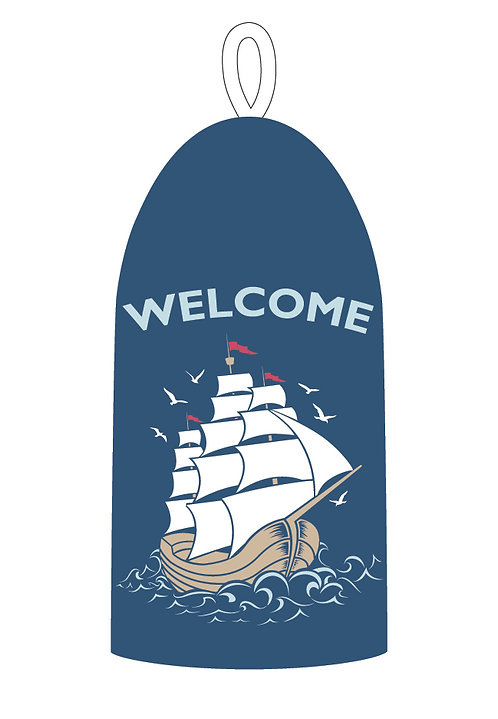 Ship Ahoy Buoy