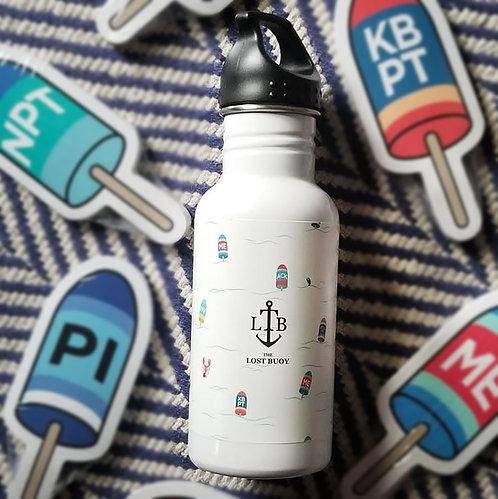 The Lost Buoy Water Bottle