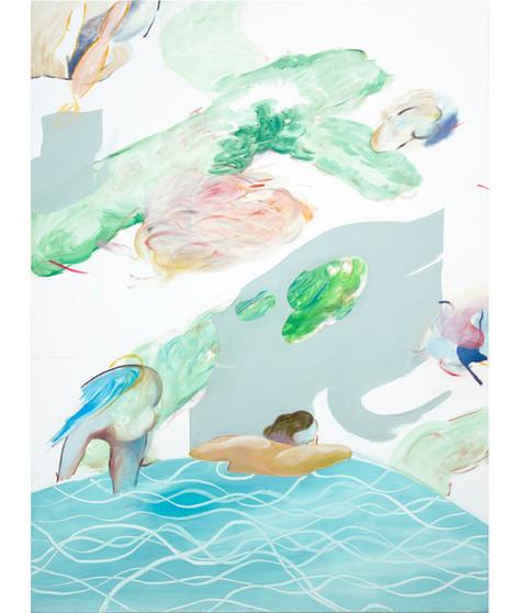 Memory of the good bath by Hiroka Yamashita
