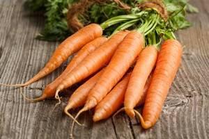 Propiedades nutritivas de la zanahoria