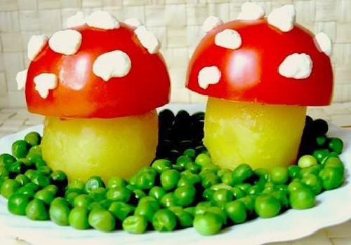 tomate, patata