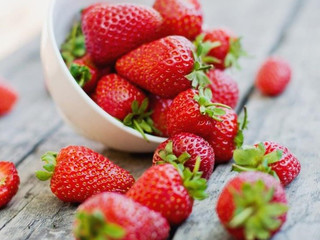 Fresas: beneficios para la salud y la piel