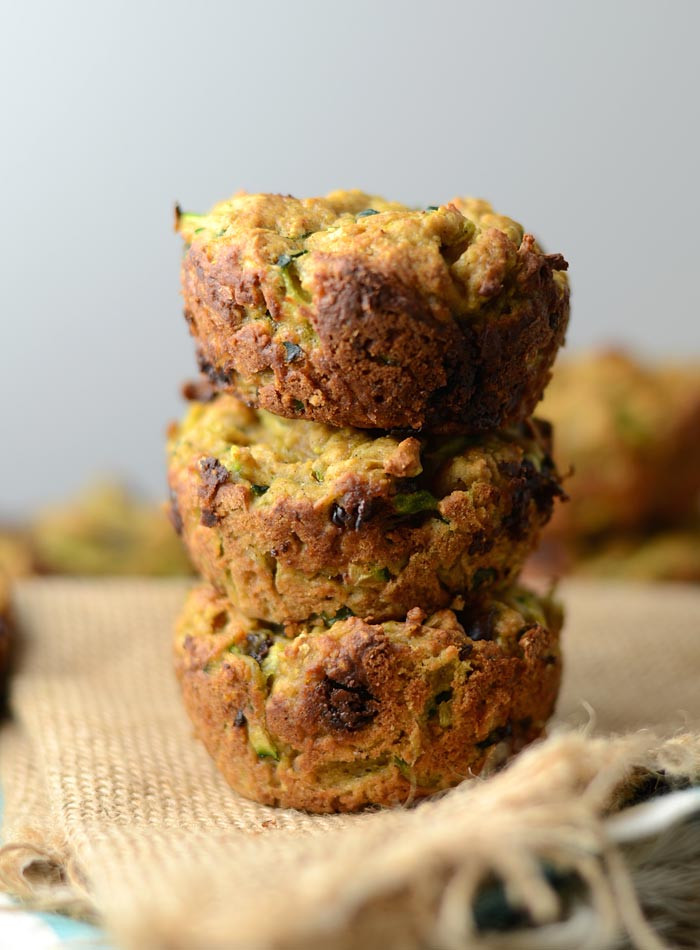 galletas con calabacin