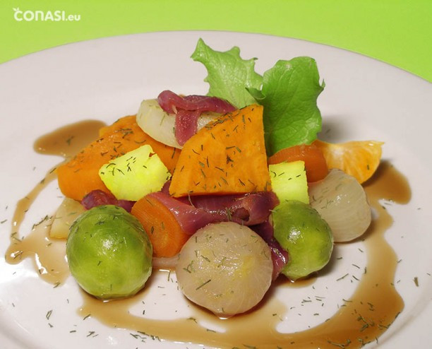 verduras,