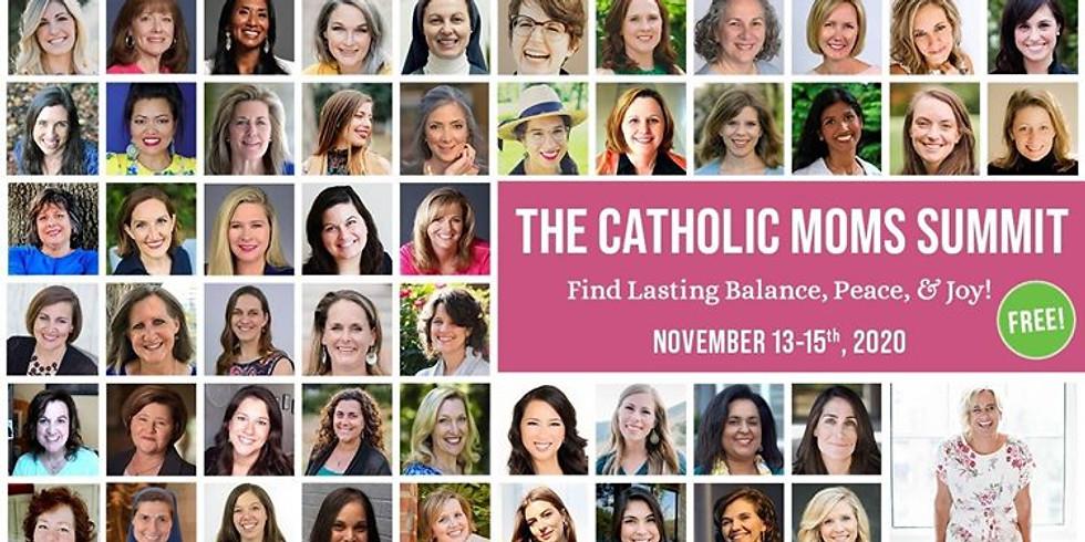 Catholic Moms summit