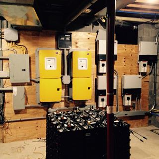 Battery Storage - Aqueon