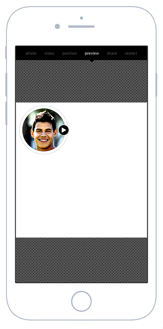 oPHOTO Social Edition app preview