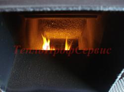 Настройка процесса горения