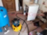 Химическая промывка котла