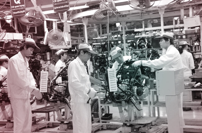 ベトナム進出企業数伸び好調
