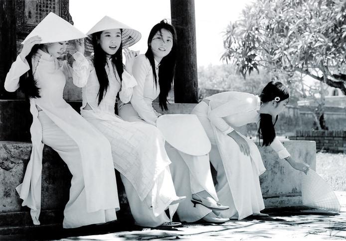 ベトナム文化に馴染み