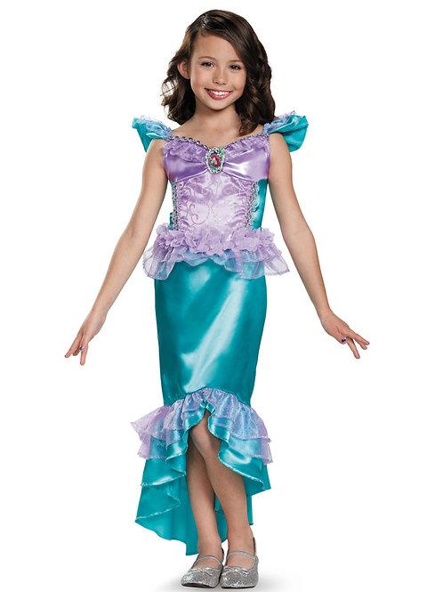 Ariel Girl's Costume