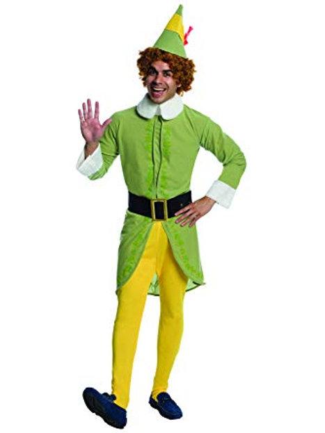 Buddy the Elf Men's Costume