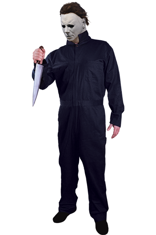 Deluxe 1978 Michael Myers Adult Coveralls