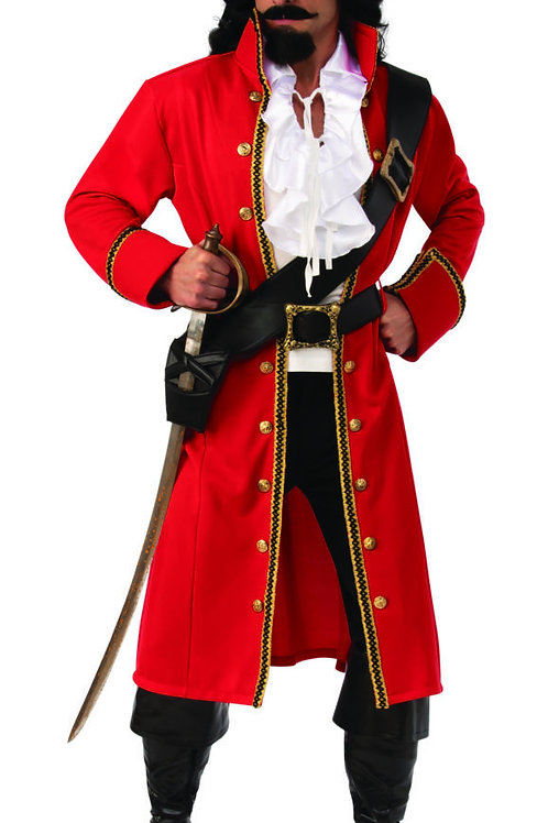 Pirate Captain Men's Costume