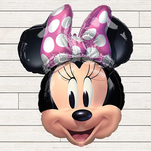 Minnie Mouse Jumbo Mylar Balloon