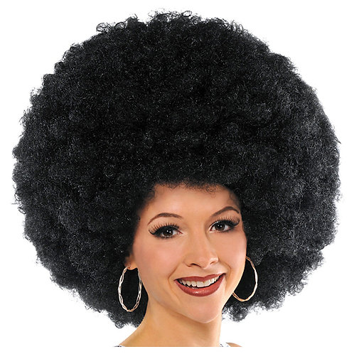 World's Biggest Afro Wig