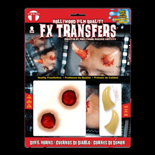Devil Horns 3D FX Transfer