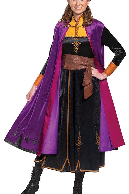 Frozen 2 Anna Classic Women's Costume