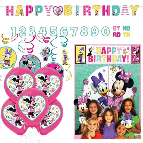 Minnie Mouse Decoration Kit