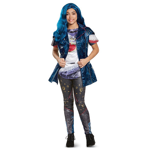 Descendants Evie Girl's Costume