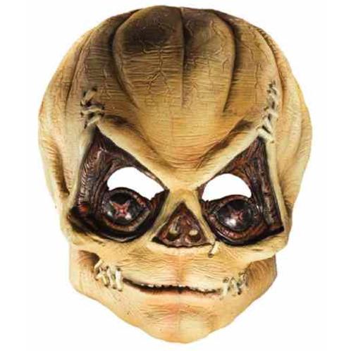 Trick 'R Treat Sam Economy Pumpkin Mask