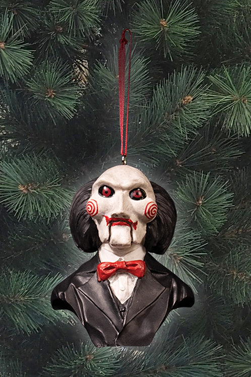 Billy (Jigsaw) Ornament