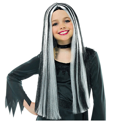 Old Witch Child's Wig