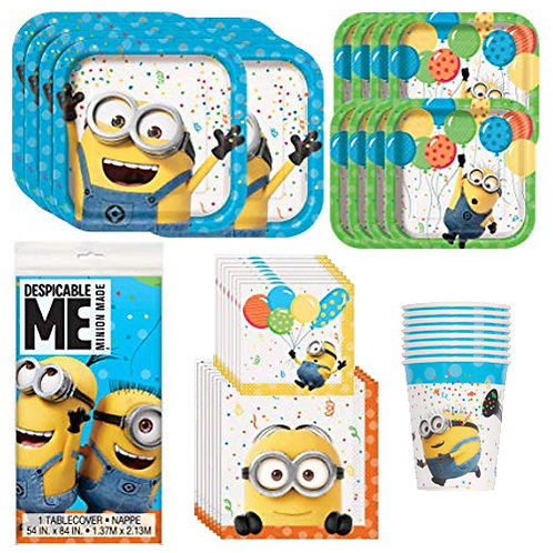 Despicable Me Minions Tableware Kit