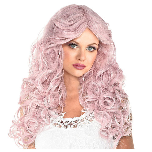 Dusty Rose Wig